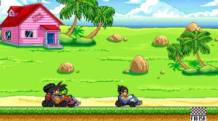 Screenshot - Dragon Ball Kart