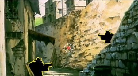Screenshot - Lupin The 3rd Target Practice